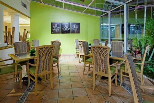 Holiday Inn Express - Monterrey - Tecnologico - фото 11