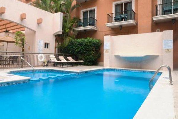 Holiday Inn Express - Monterrey - Tecnologico - фото 21