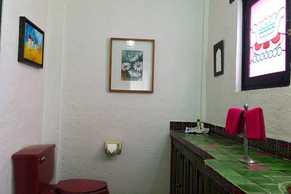 Hotel Villa Oaxaca - фото 10