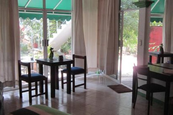 Hotel Villa Oaxaca - фото 11
