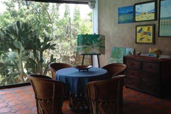 Hotel Villa Oaxaca - фото 12