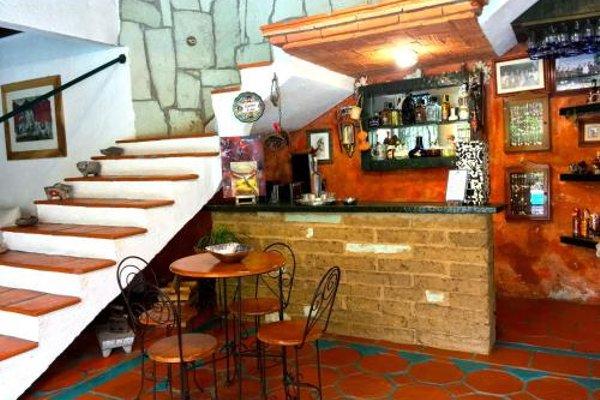 Hotel Villa Oaxaca - фото 13