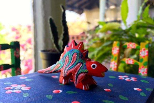 Hotel Villa Oaxaca - фото 14