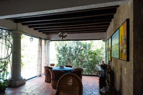 Hotel Villa Oaxaca - фото 15