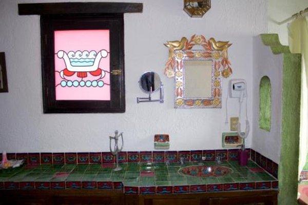 Hotel Villa Oaxaca - фото 16