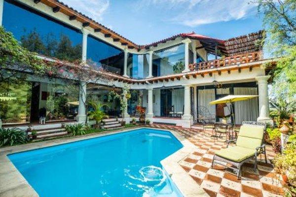 Hotel Villa Oaxaca - фото 20
