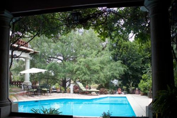 Hotel Villa Oaxaca - фото 21