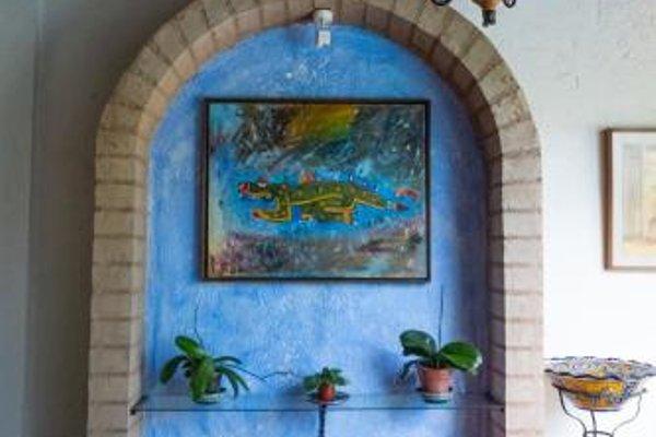 Hotel Villa Oaxaca - фото 23