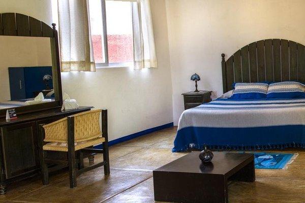 Hotel Villa Oaxaca - фото 3