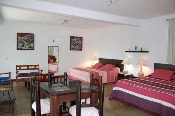 Hotel Villa Oaxaca - фото 4