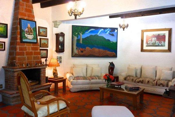 Hotel Villa Oaxaca - фото 5