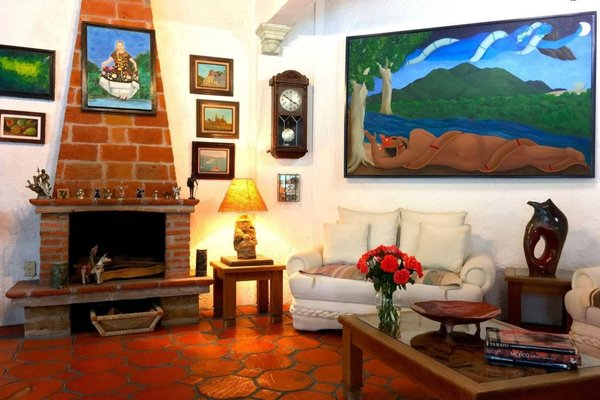 Hotel Villa Oaxaca - фото 6