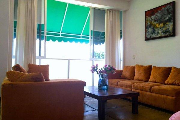 Hotel Villa Oaxaca - фото 7