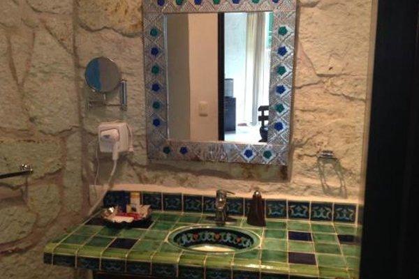Hotel Villa Oaxaca - фото 9