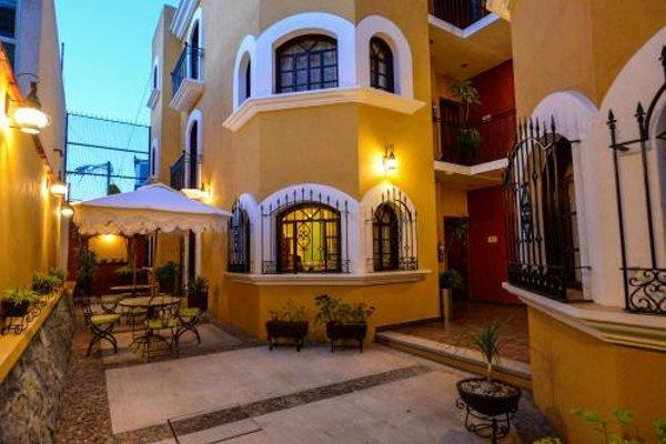 Suites Bello Xochimilco - 22