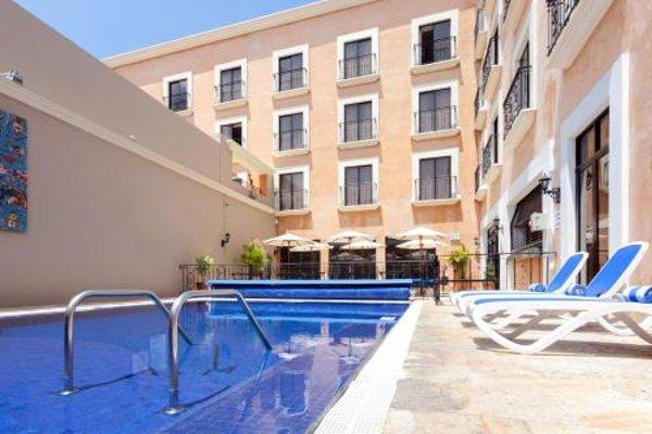 Holiday Inn Express Oaxaca - Centro Historico - 21