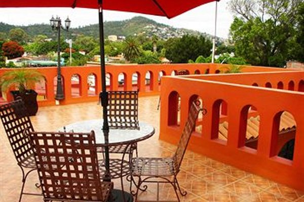 Hotel Antigua Curtiduria - фото 10