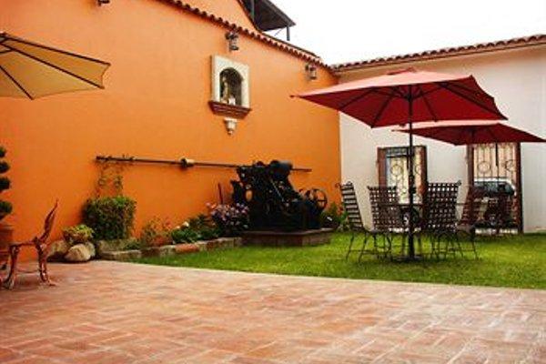Hotel Antigua Curtiduria - фото 14