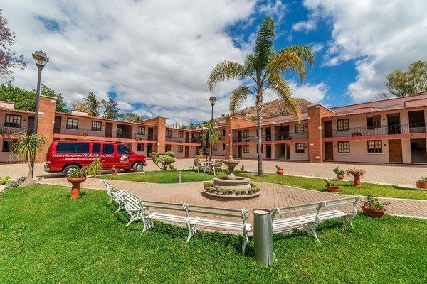 Villas del Sol Hotel & Bungalows - фото 19