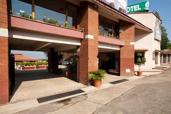 Villas del Sol Hotel & Bungalows - фото 20