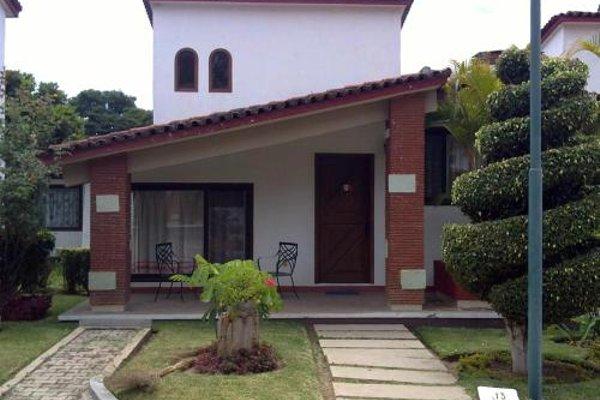 Villas del Sol Hotel & Bungalows - фото 21