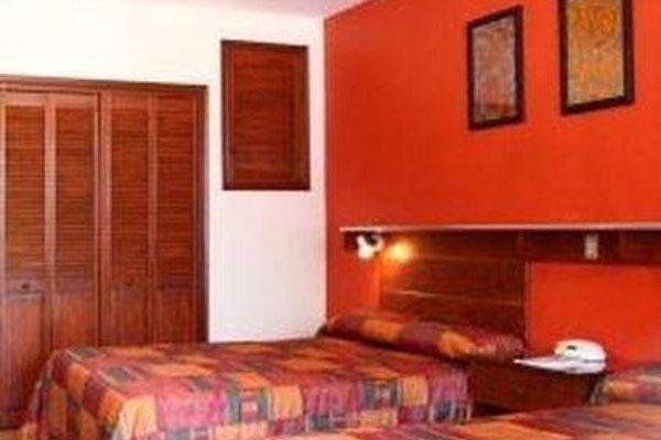 Villas del Sol Hotel & Bungalows - фото 4