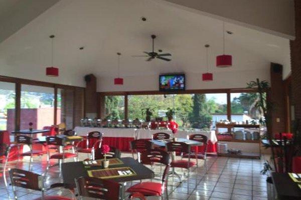 Villas del Sol Hotel & Bungalows - фото 6