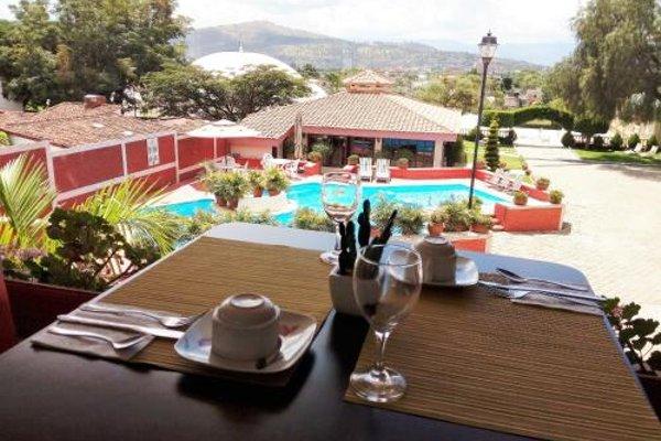 Villas del Sol Hotel & Bungalows - фото 7
