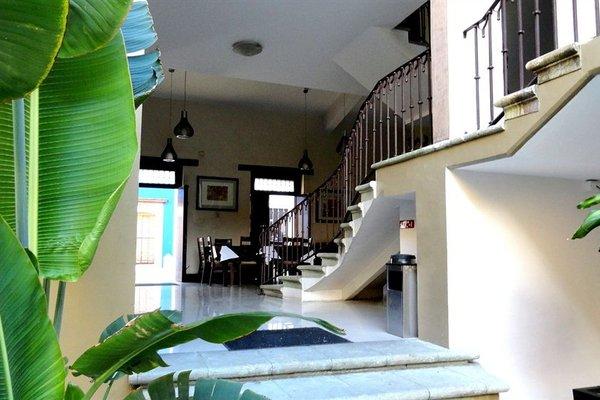 Casa de las Flores Hotel - фото 11