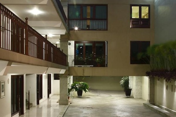 Casa de las Flores Hotel - фото 12