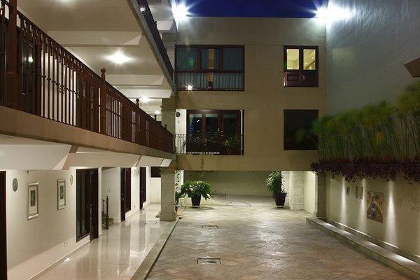 Casa de las Flores Hotel - фото 13