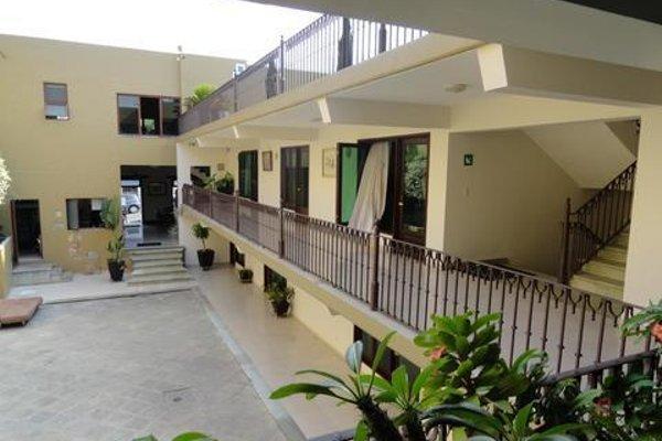 Casa de las Flores Hotel - фото 14