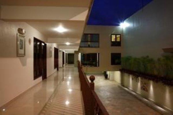 Casa de las Flores Hotel - фото 15