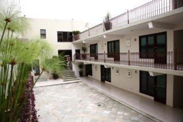 Casa de las Flores Hotel - фото 17