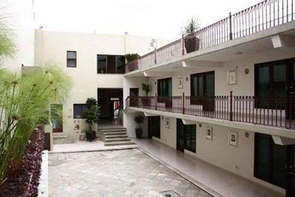 Casa de las Flores Hotel - фото 18