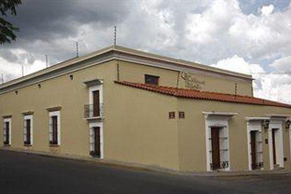 Casa de las Flores Hotel - фото 21