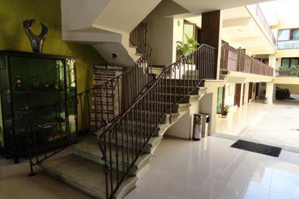 Casa de las Flores Hotel - фото 3