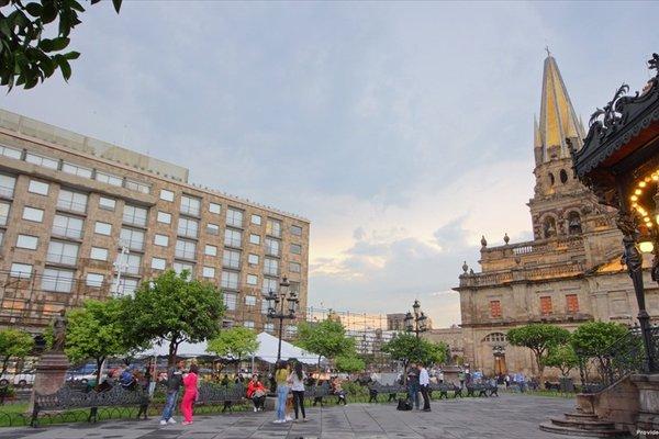 One Guadalajara Centro Historico - фото 19