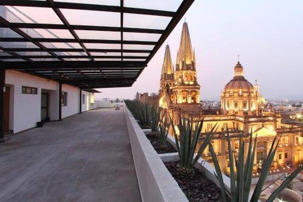 One Guadalajara Centro Historico - фото 20
