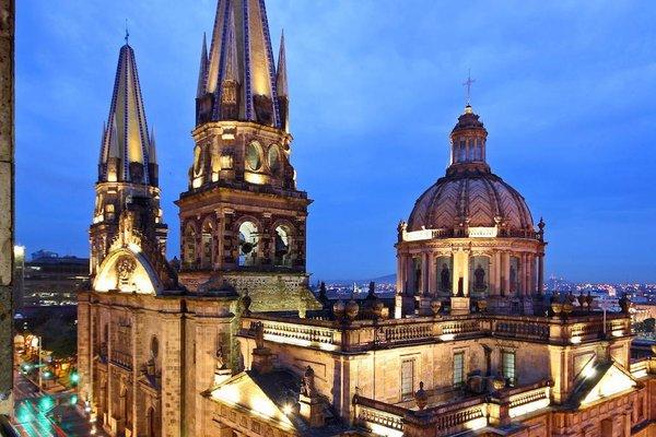 One Guadalajara Centro Historico - фото 23
