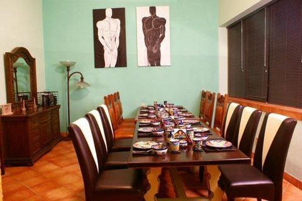 Casa Alebrijes Gay Hotel - фото 11