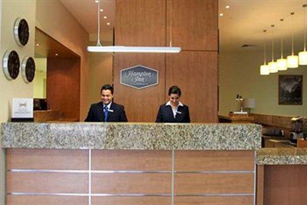 Hampton Inn by Hilton/ GuadalajaraExpo - 13