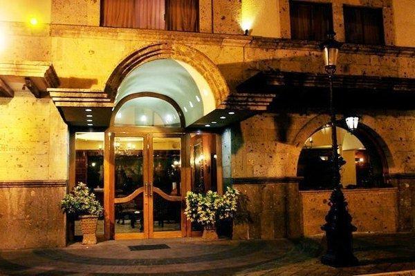 Hotel De Mendoza - фото 11