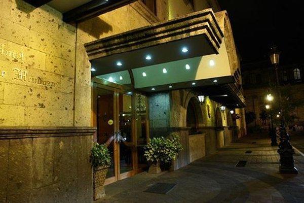Hotel De Mendoza - фото 12
