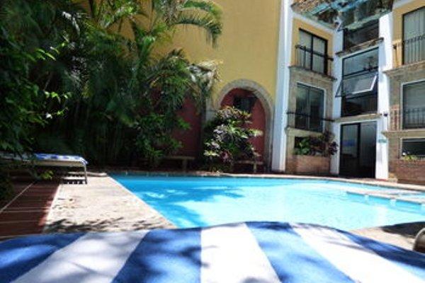 Hotel De Mendoza - фото 16