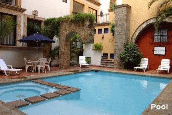 Hotel De Mendoza - фото 21