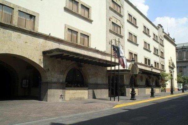 Hotel De Mendoza - фото 23
