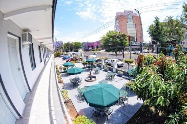 Expo Hotel Guadalajara - фото 19