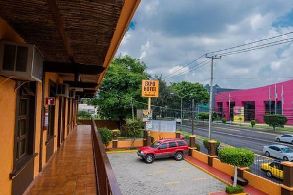 Expo Hotel Guadalajara - фото 20