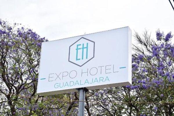Expo Hotel Guadalajara - фото 22